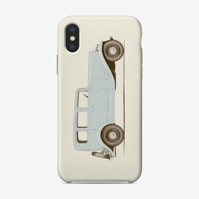 Car of the 30s iPhone Case