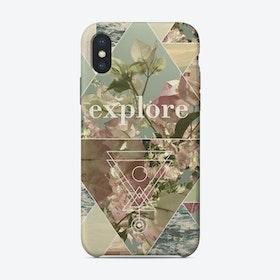 Explore I iPhone Case