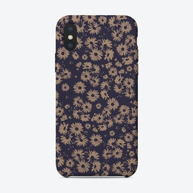 Flowers at Dawn 1 iPhone Case