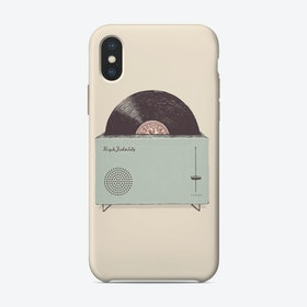 High Fidelity iPhone Case