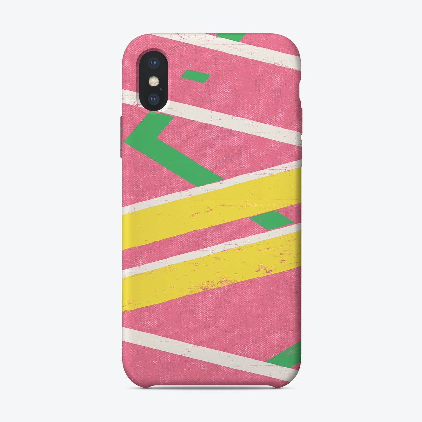 Hoverboard - bttf iPhone Case