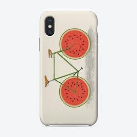 Juicy - Bike iPhone Case