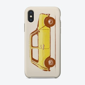 Mini - Mr Beans iPhone Case