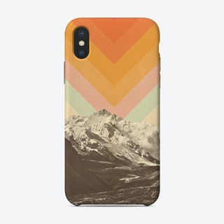 Mountain Scape 2 iPhone Case