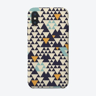 Modern Pattern 2 iPhone Case