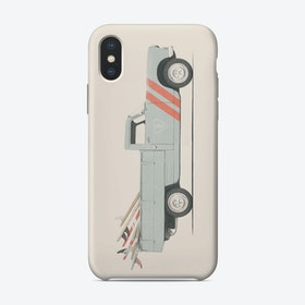 Pick Up Surf iPhone Case