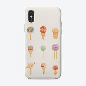 Planetarium Sugarium iPhone Case