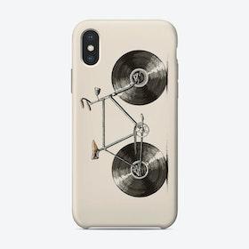 Velophone - Music Bike iPhone Case