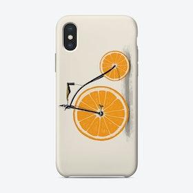 Vitamin - Bike iPhone Case
