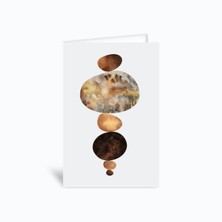 Balance Greetings Card