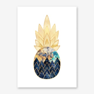 Precious Pineapple Art Print