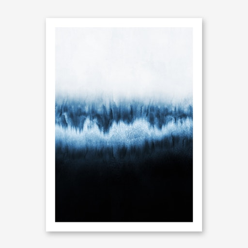 Forest Of Frost Print