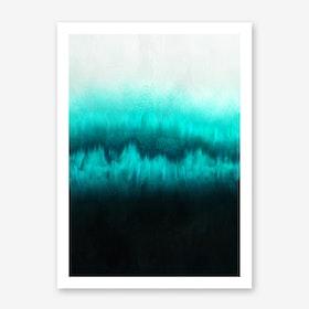 Forest Of Light Art Print