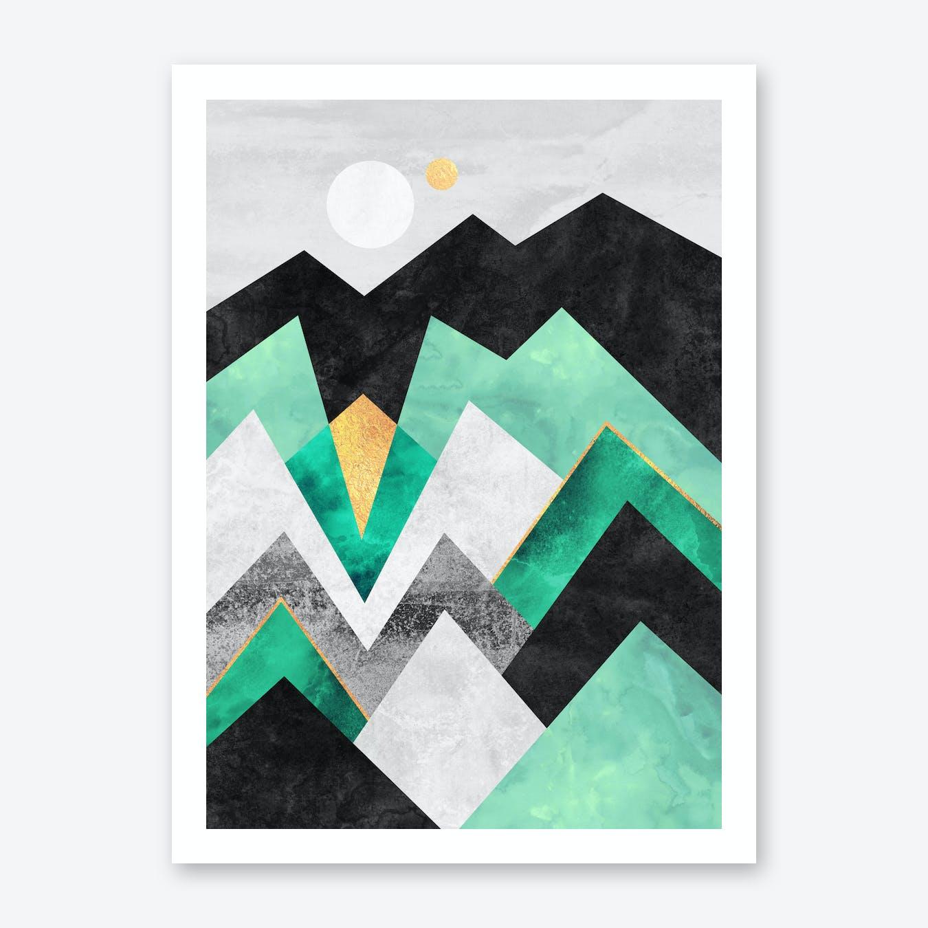 Distant Planet Art Print