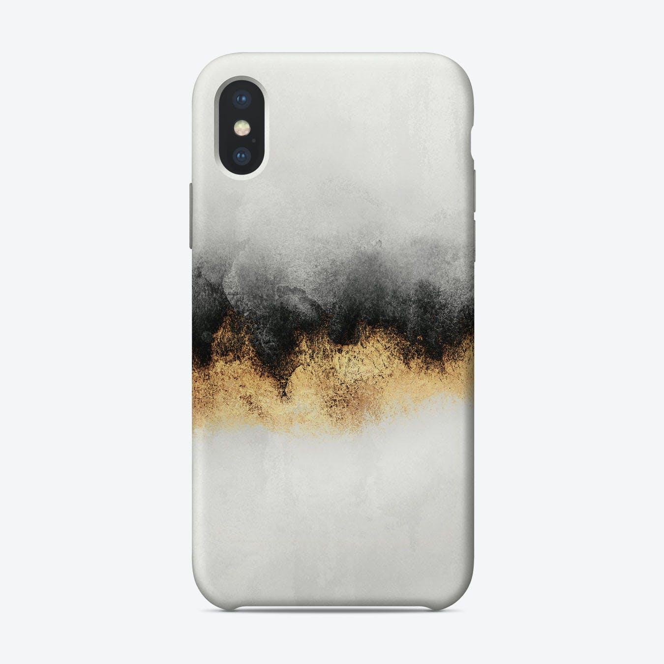 Sky 2 iPhone Case
