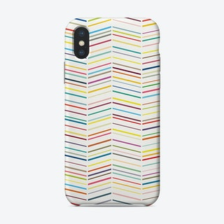 Colourful Strokes Phone Case