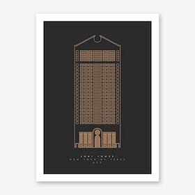 Sony Tower Art Print