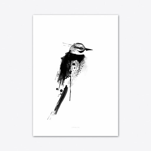 Birdy 5 Art Print