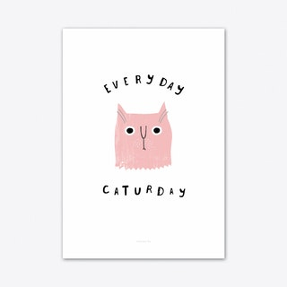 Catisfaction 4 Art Print