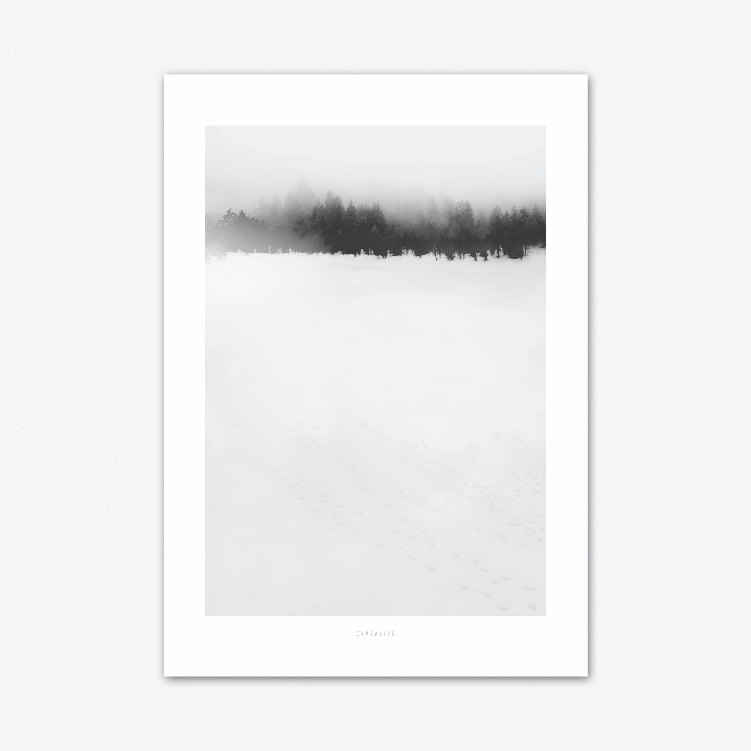 Landscape 30 Art Print