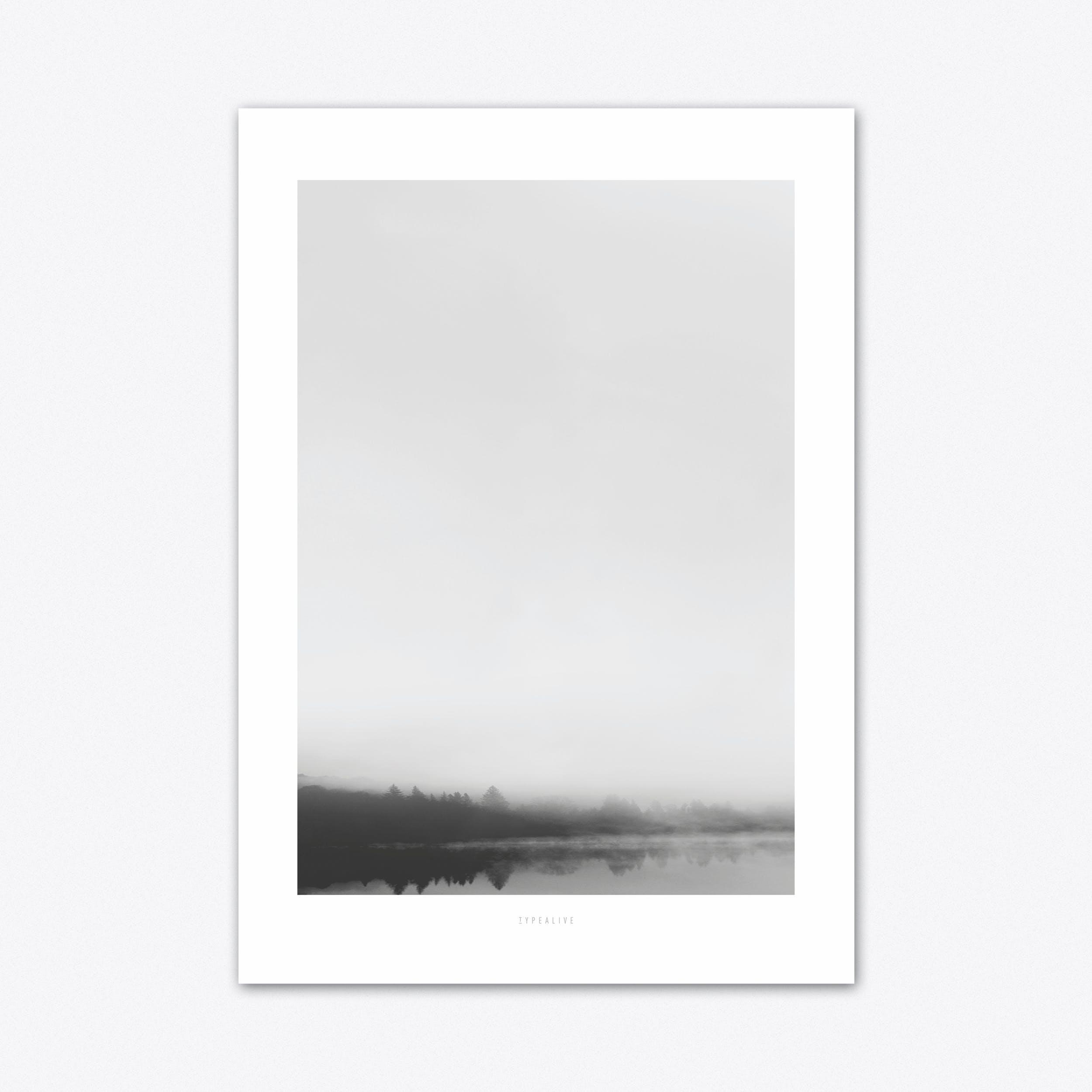 Landscape 33 Art Print