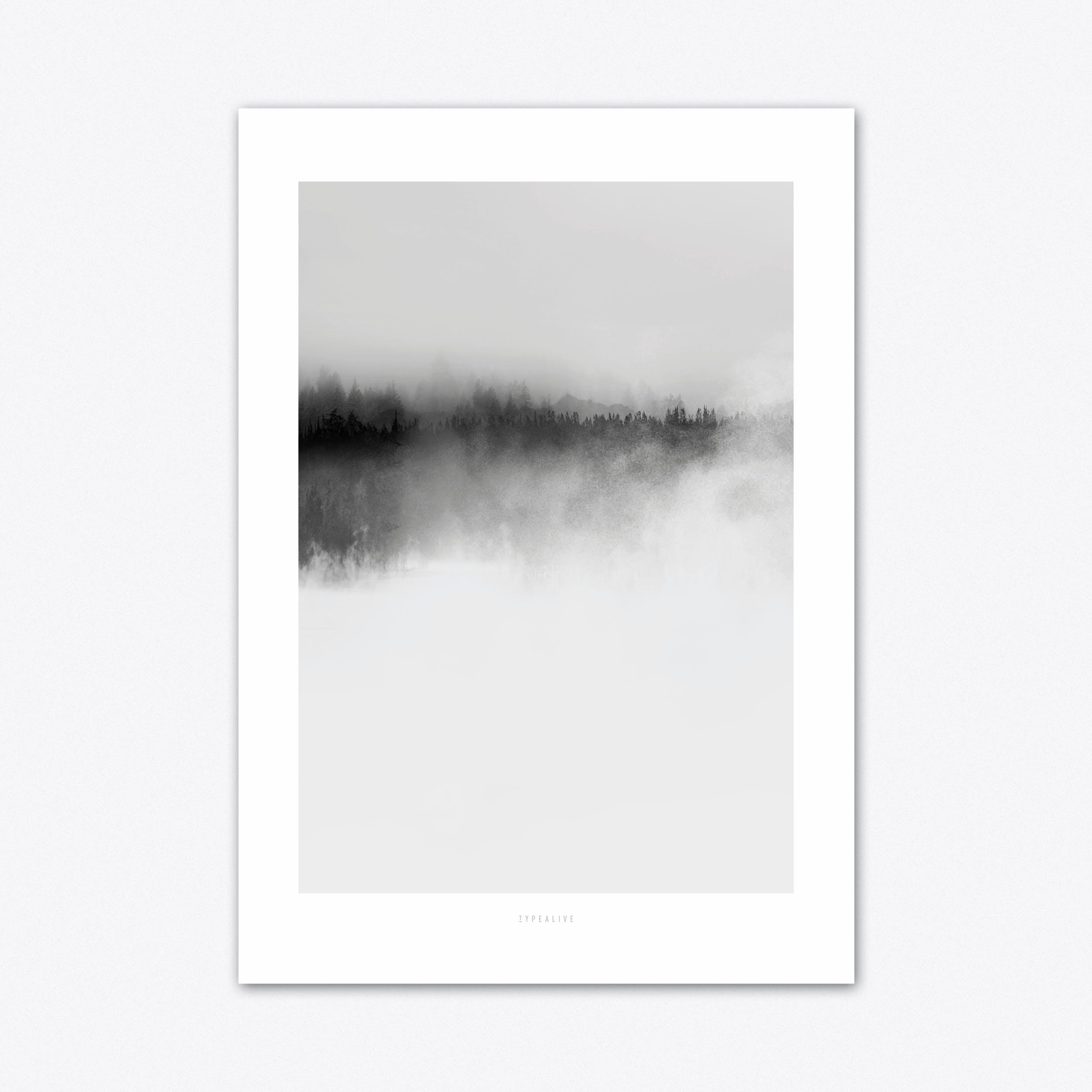 Landscape 35 Art Print