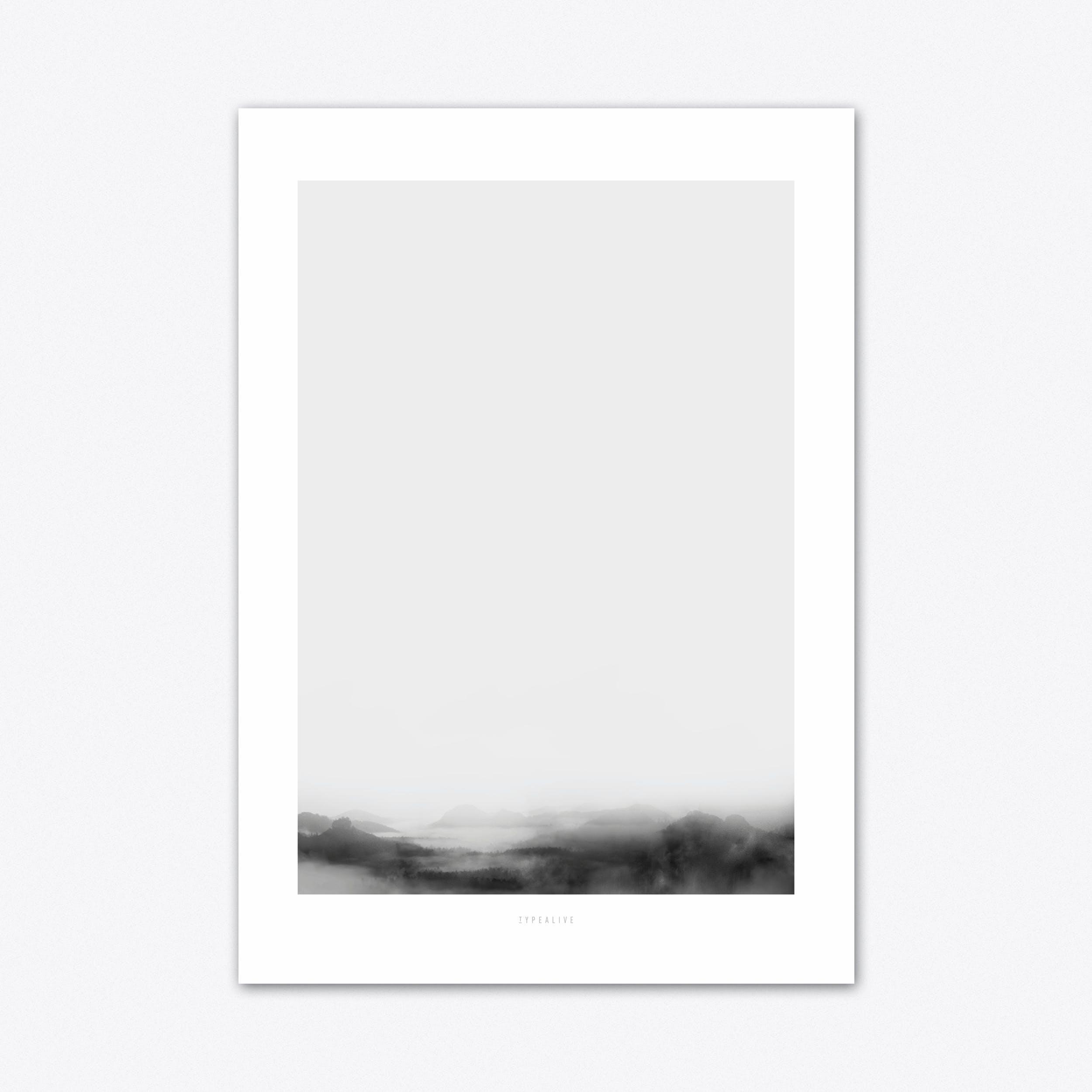Landscape 36 Art Print