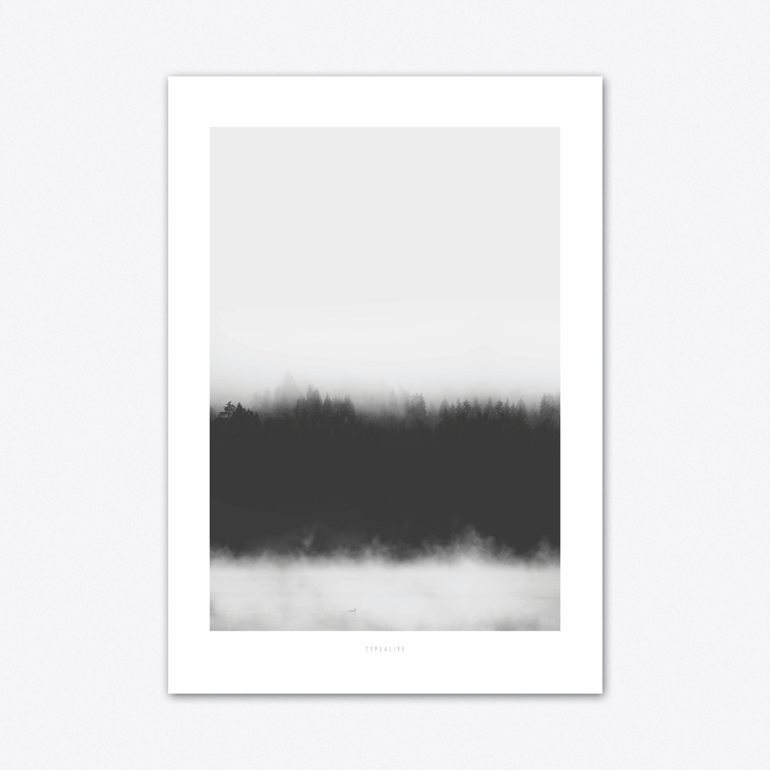 Landscape 37 Art Print