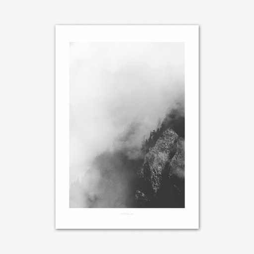 Landscape 38 Art Print