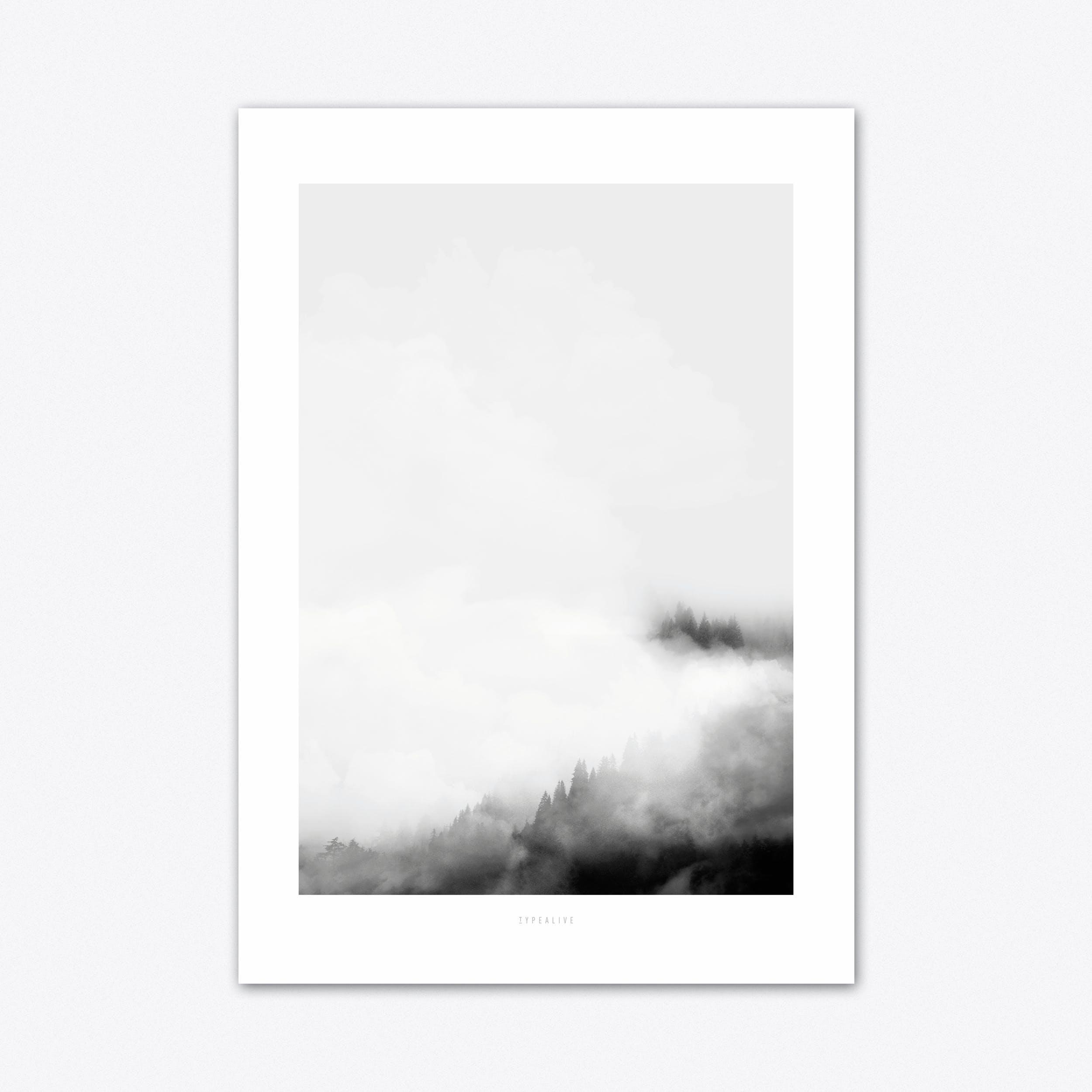 Landscape 40 Art Print
