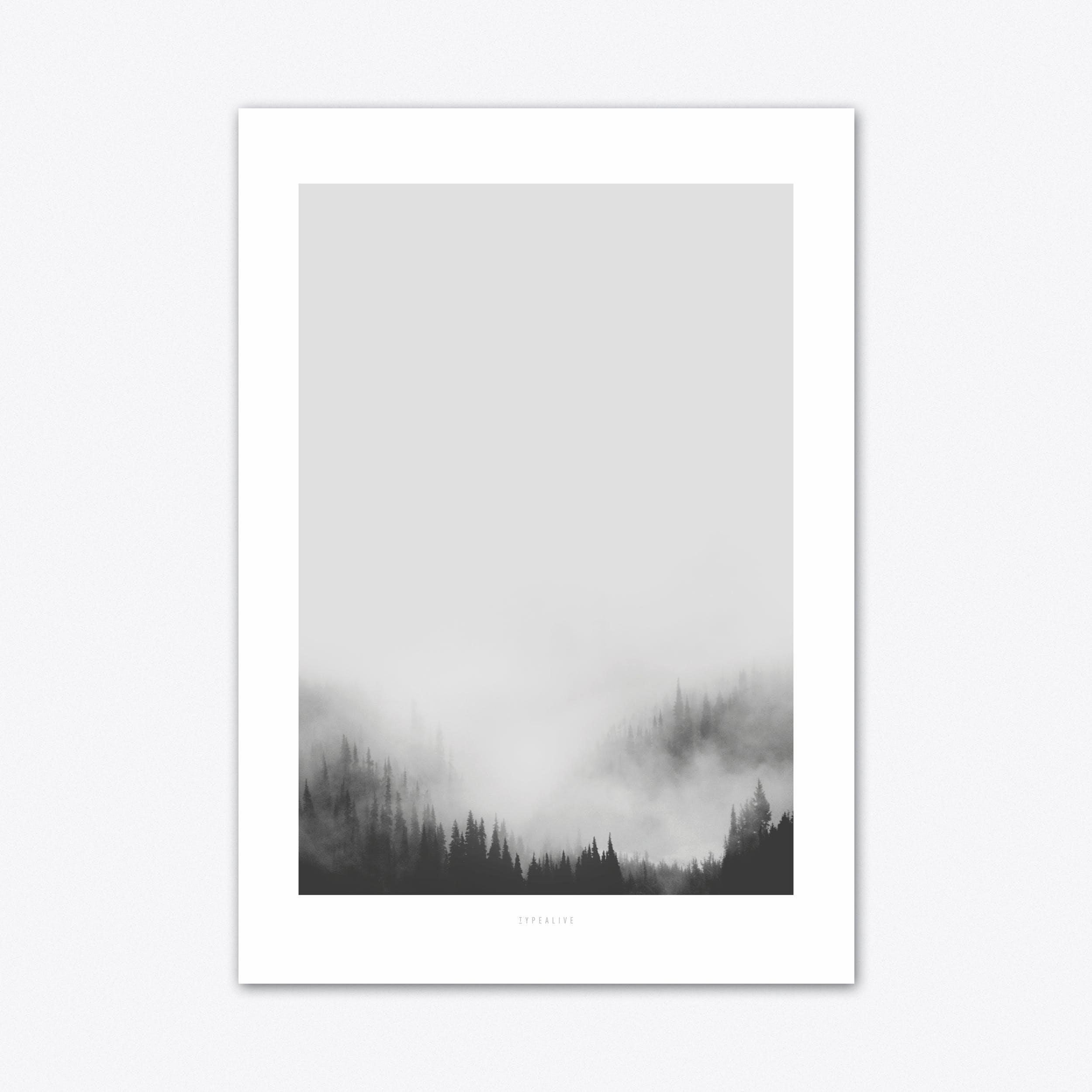 Landscape 44 Art Print