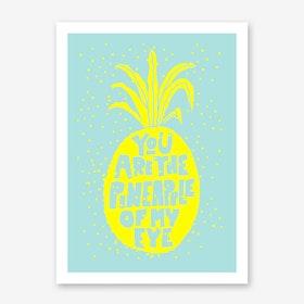 Ananas II Art Print