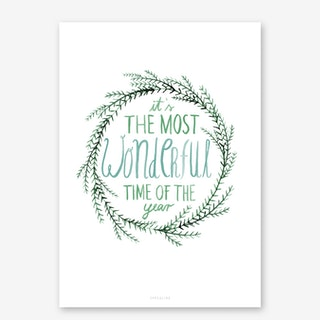 Evergreen I Art Print