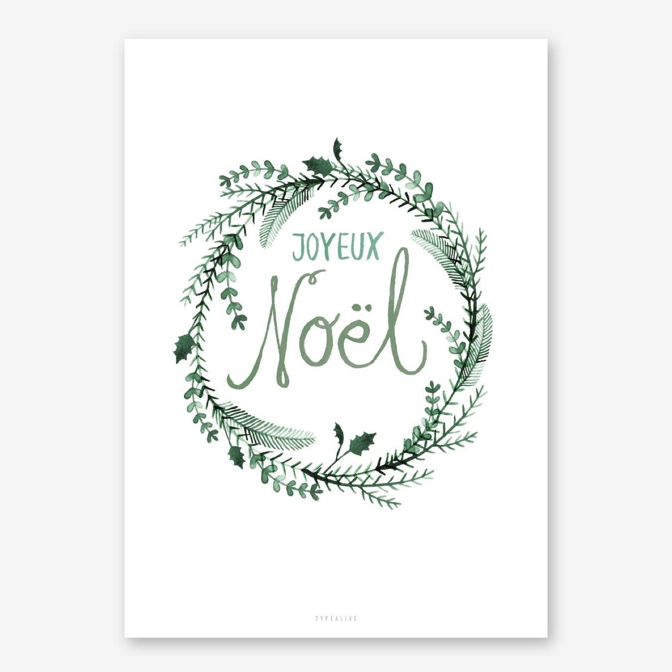 Evergreen II Print