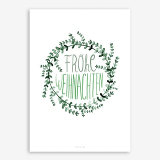 Evergreen III Art Print