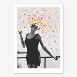 Inspire me Art Print