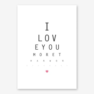 Love III Art Print