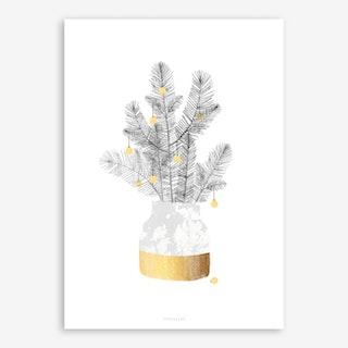Urban Christmas I Art Print