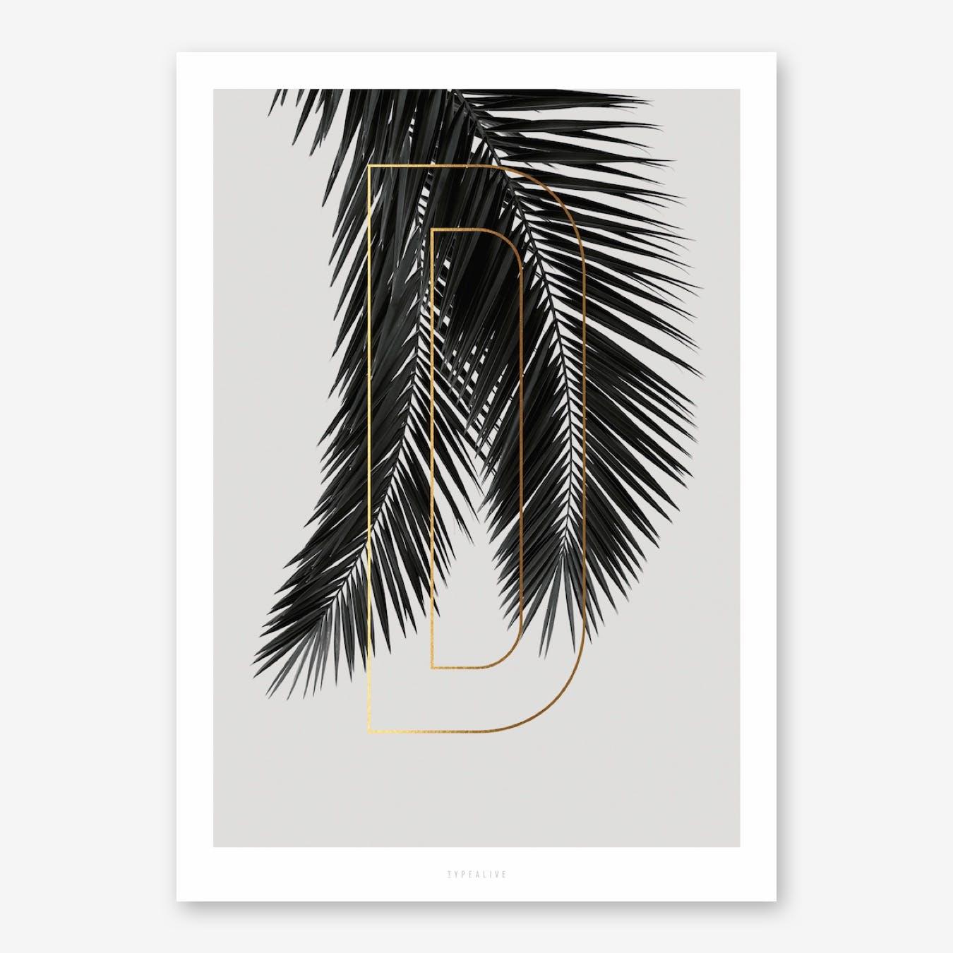 ABC Plants D Print