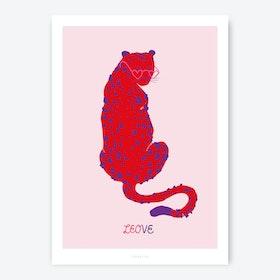 Leove Art Print