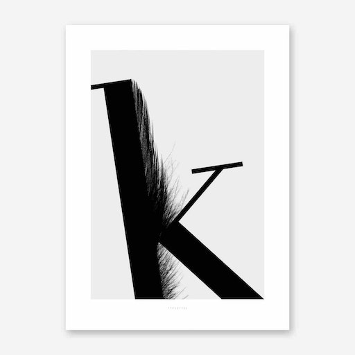 ABC Flying Letters 11 Print