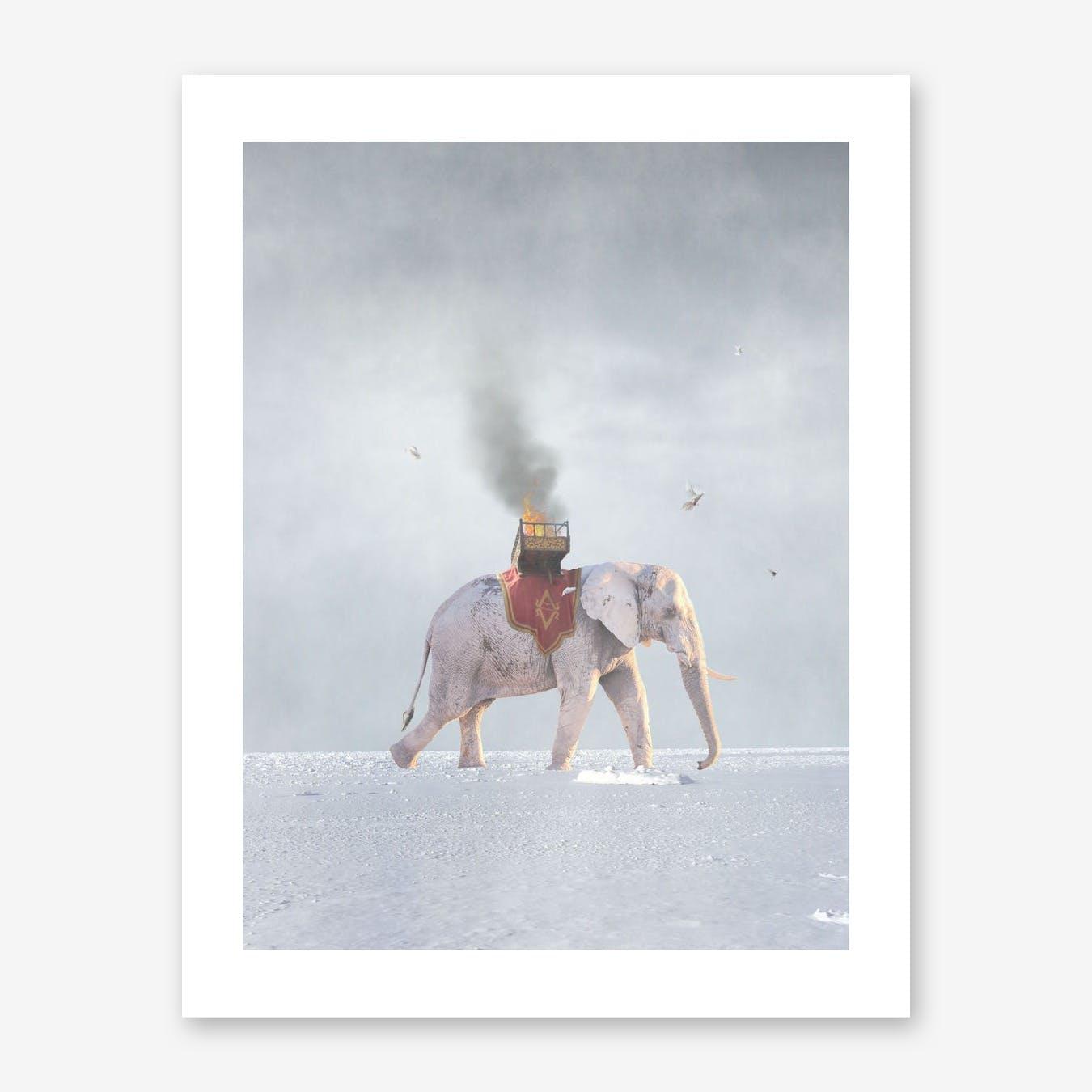 War & Peace Art Print