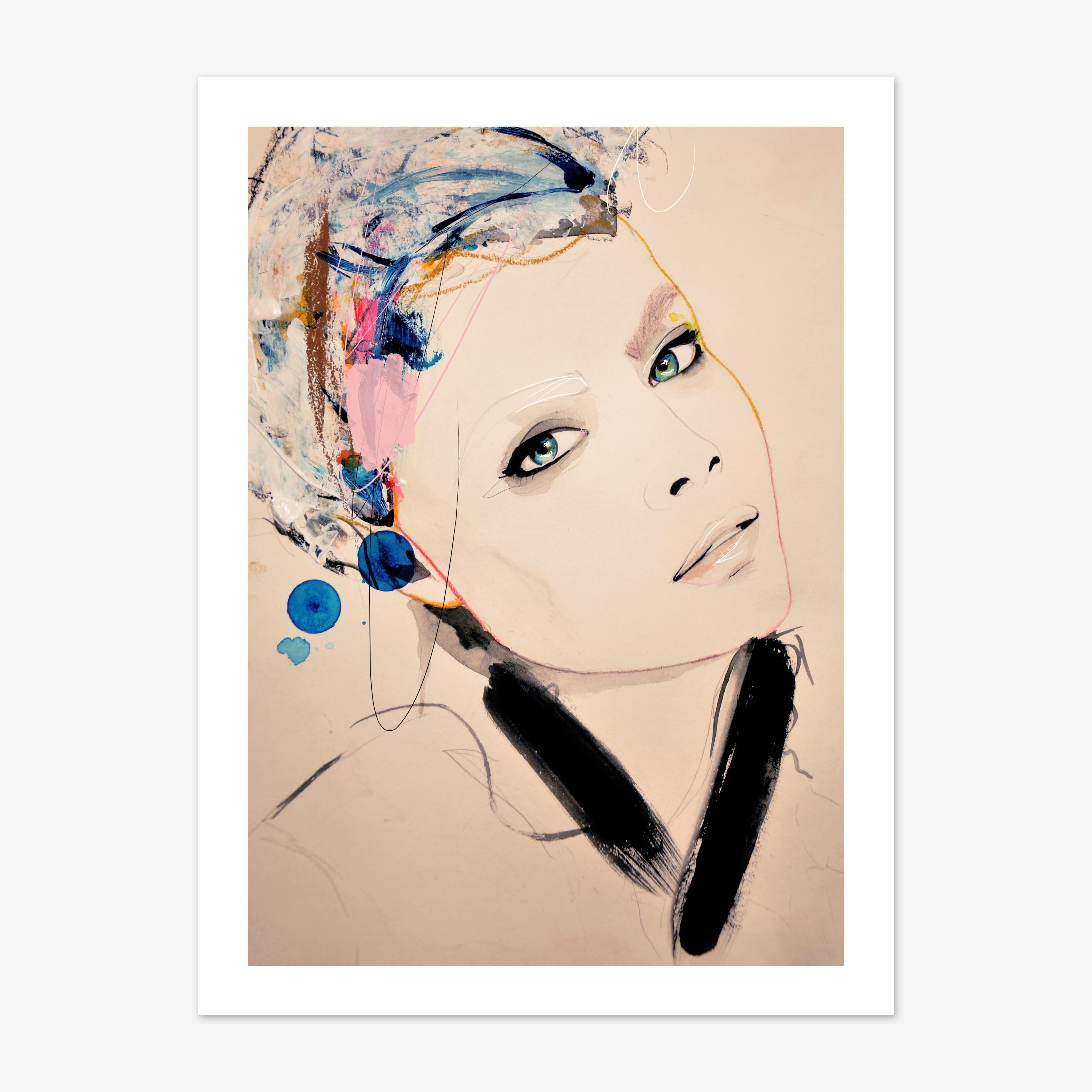 Abiding Art Print