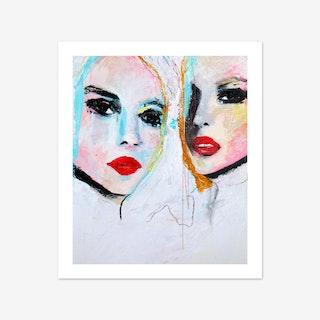Proneness Art Print