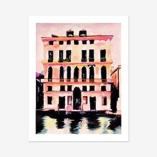 Prada Palazzo Art Print