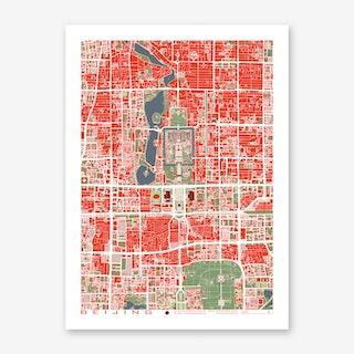 Beijing Classic Art Print