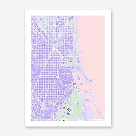 Barcelona Violet