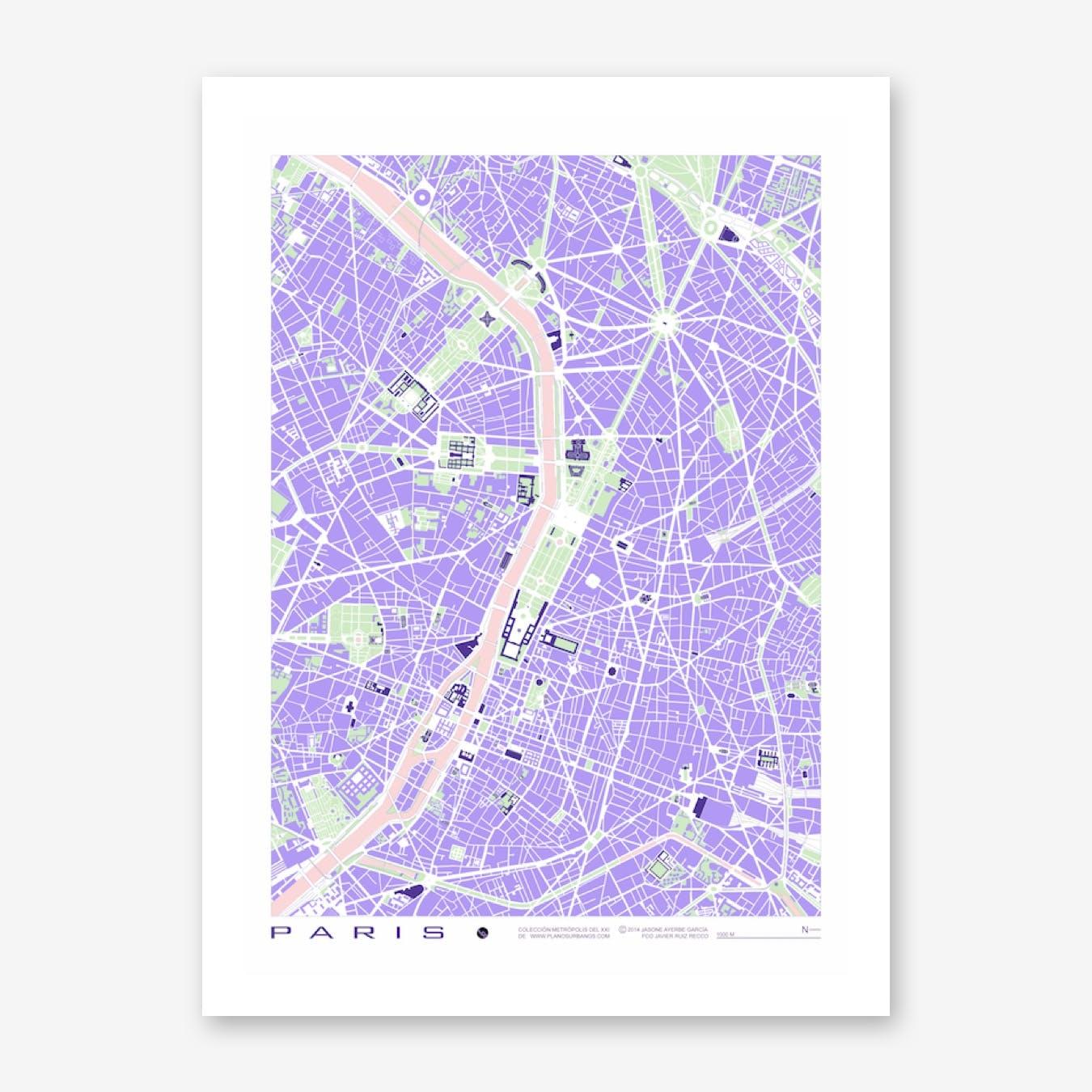 Paris Violet