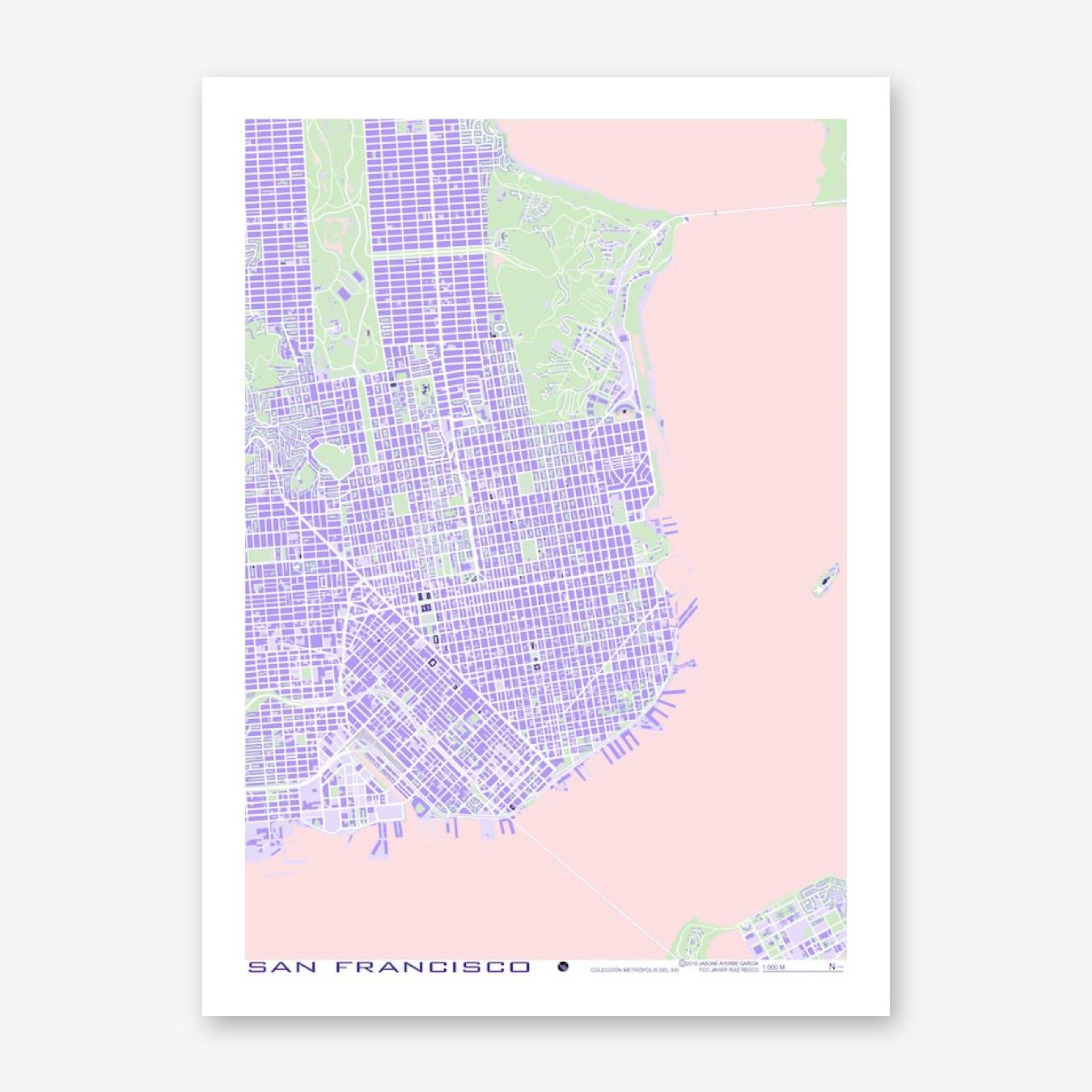San Francisco Violet