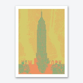 Empire State Art Print